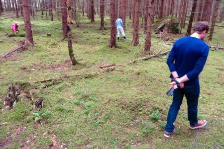 Mushroom hunters*